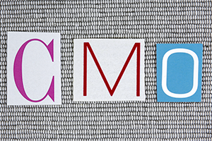 image of letters spelling out c-m-o