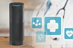 Healthcare Moves Ahead with Voice Technology Now That Alexa